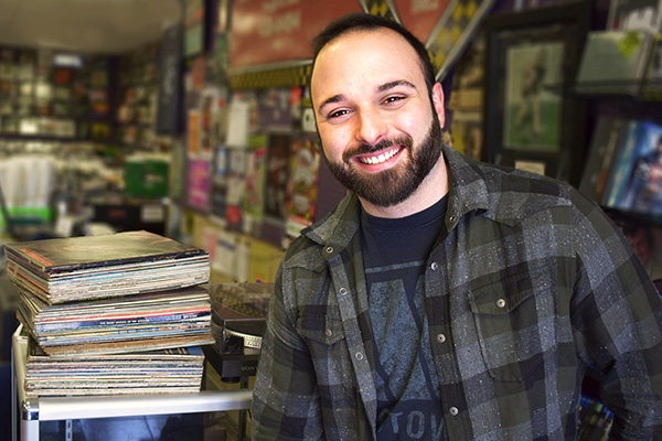 Nick Angelini, Director: Retail, Dr. Disc Records