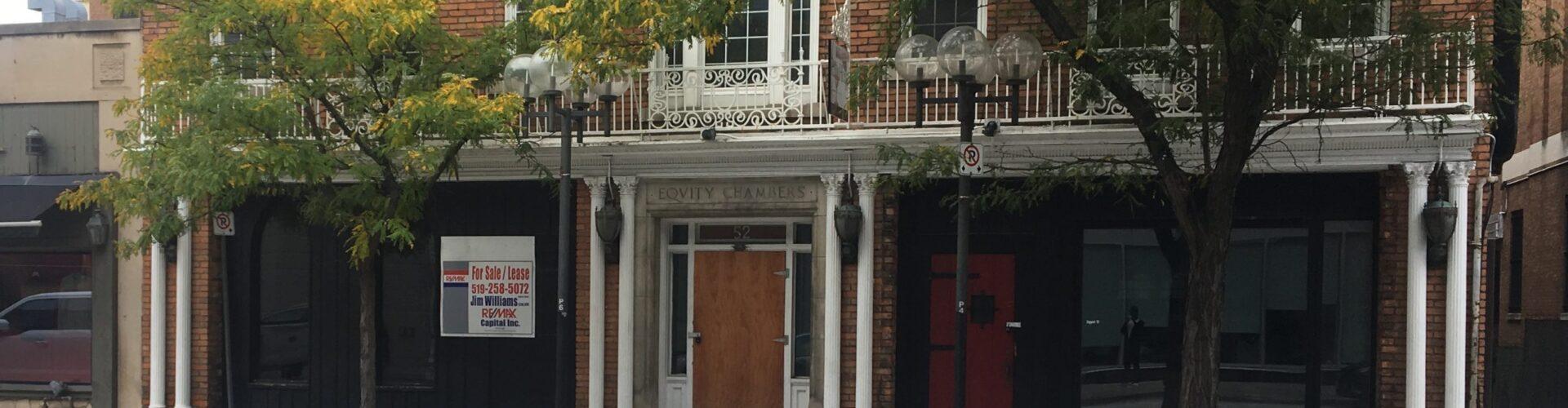 Photo of 46 Chatham St. W.