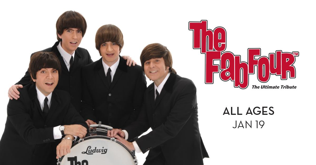 Event photo for The Fab Four