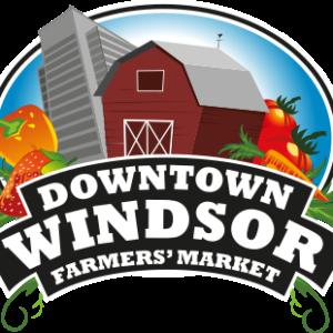 Downtown Windsor Farmers' Market logo