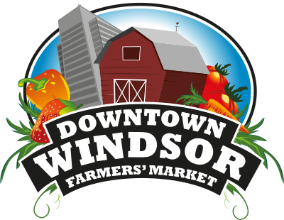 Downtown Windsor Farmers Market logo