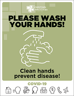 Poster: Please Wash Your Hands