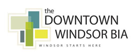 Logo: The Downtown Windsor BIA