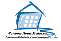 Logo: Welcome Home Media.ca