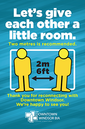 Let's Give Each Other a Little Room poster