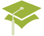 Icon: post-secondary