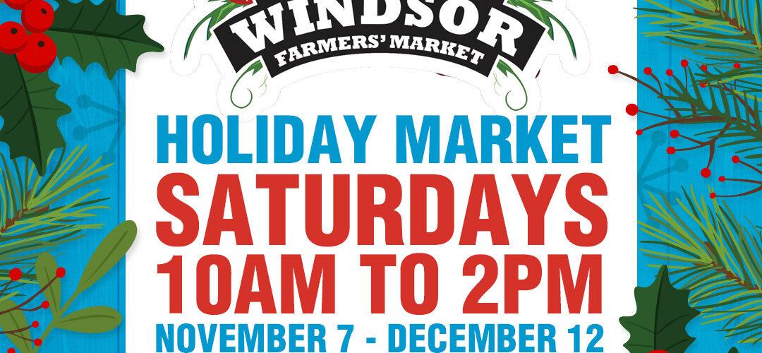 DWFM Winter Market graphic