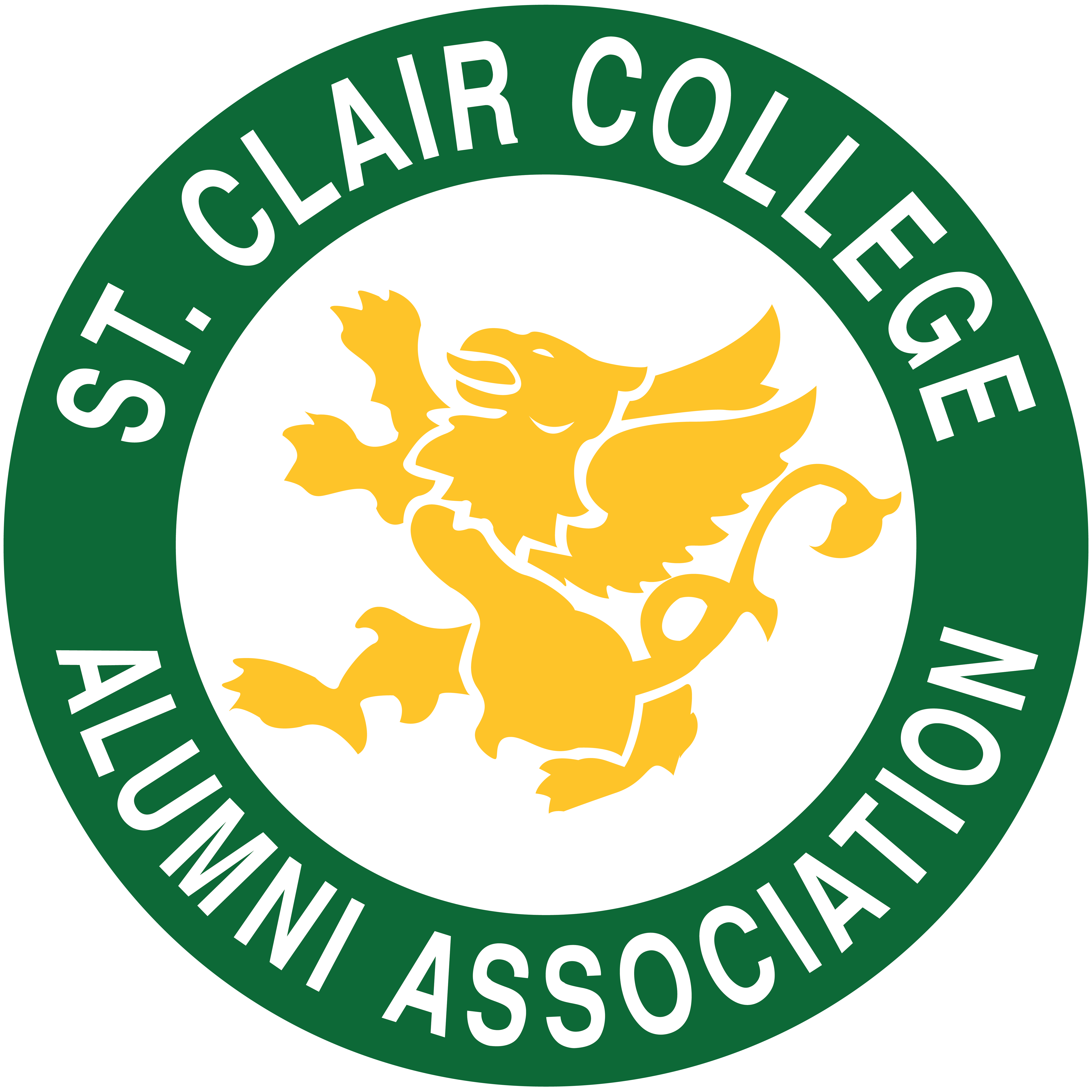 St. Clair College Alumni Association logo