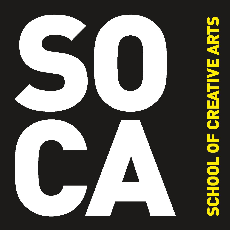 School of Creative Arts logo