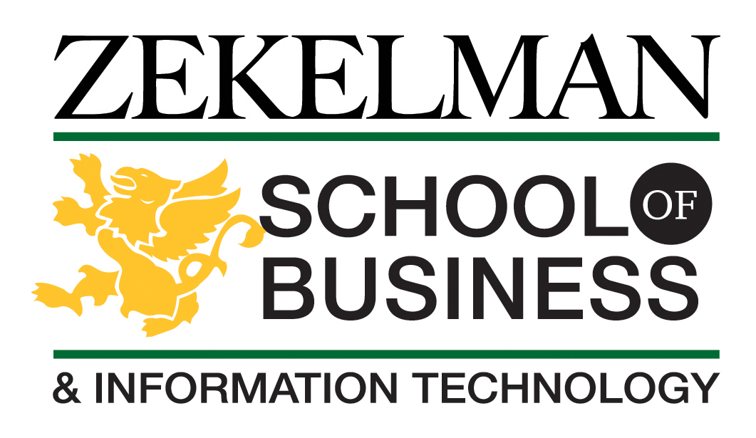 Zekelman School of Business logo